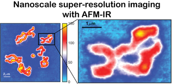 Nanoscale chemical imaging with AFM-IR
